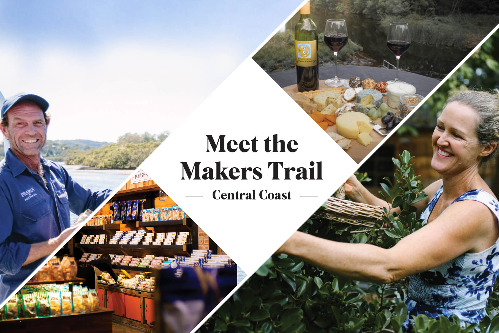 meet the makers trail central coast