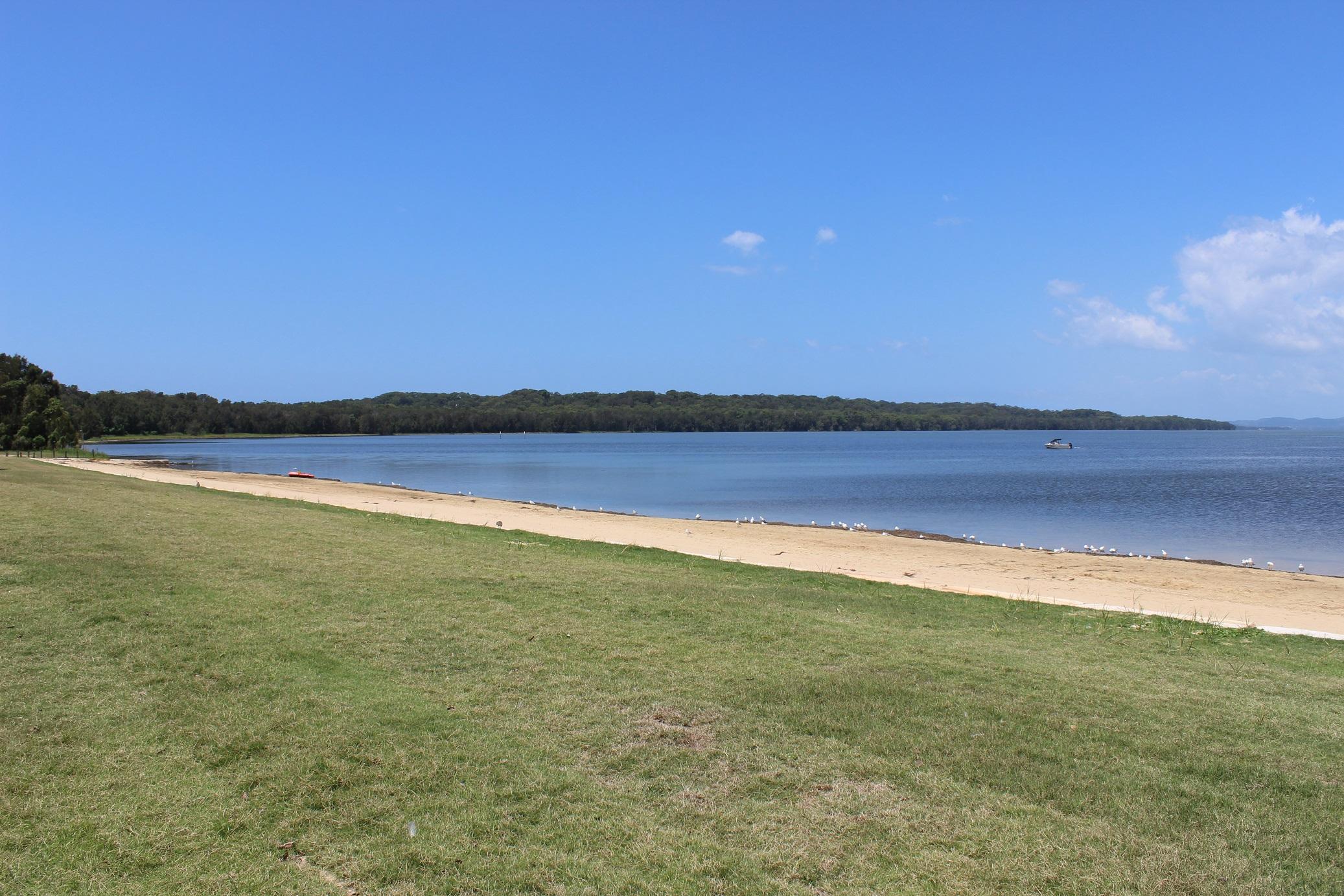 canton beach foreshore picnic