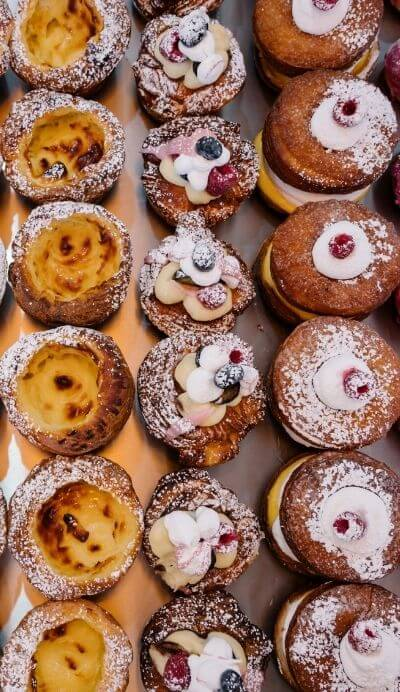 best bakeries central coast