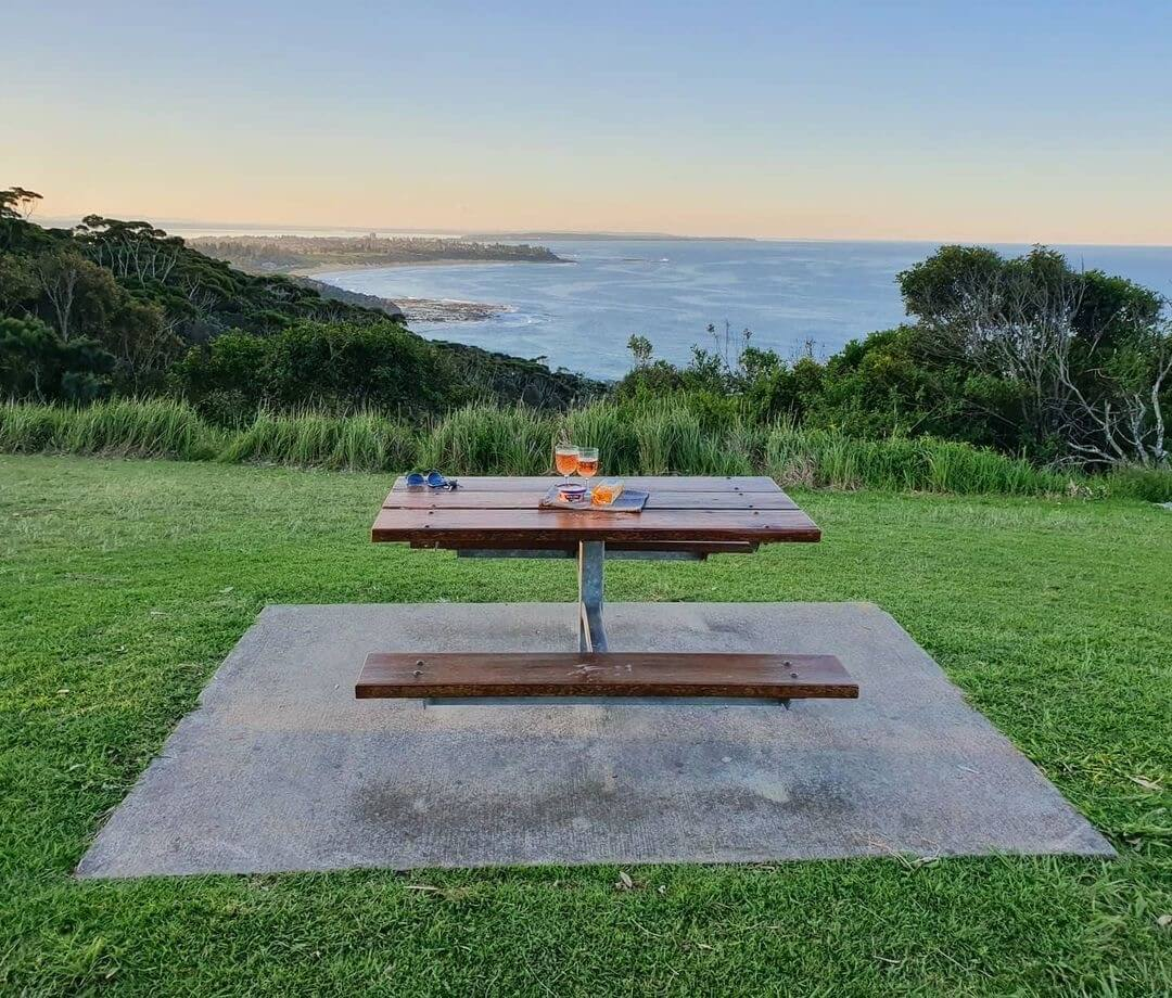 crackneck point lookout picnic area