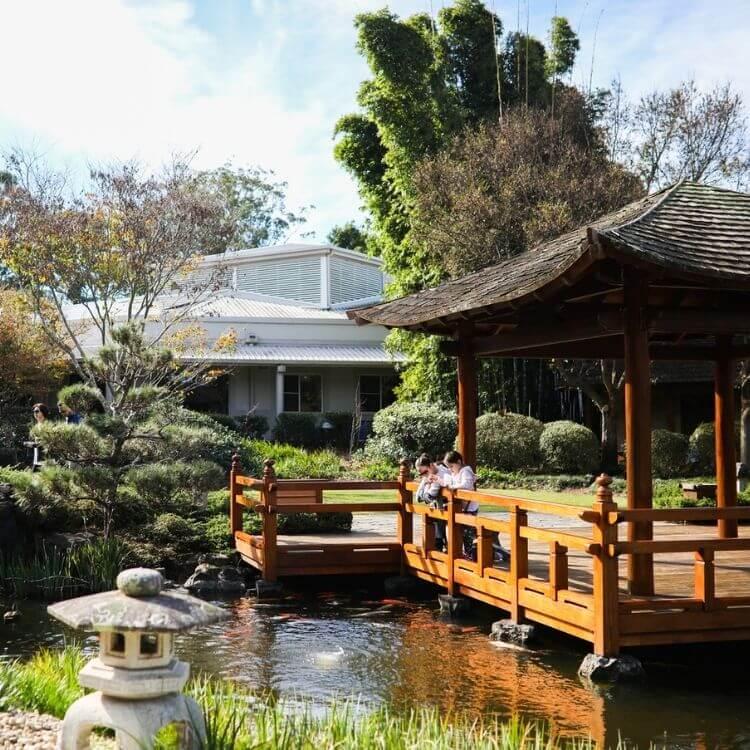 Edogawa Japanese Commemorative Gardens