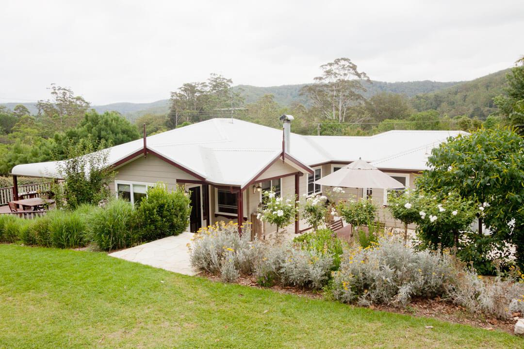 fernbank farmstay accommodation