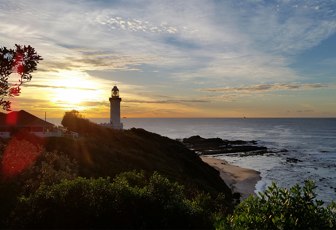 10 Instagram worthy spots on the Central Coast - Norah Head lighthouse