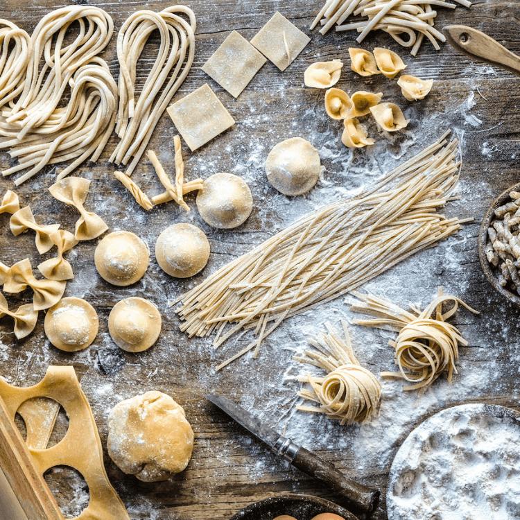 handmade italian pasta