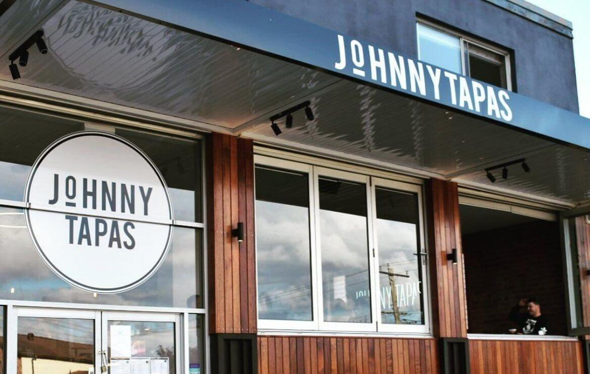 johnny tapas front entrance