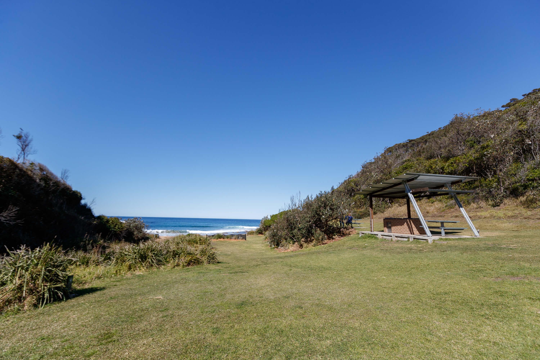 little beach campground
