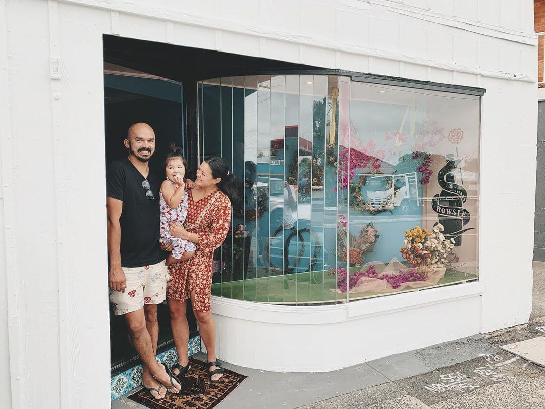 rowise lane shopfront long jetty