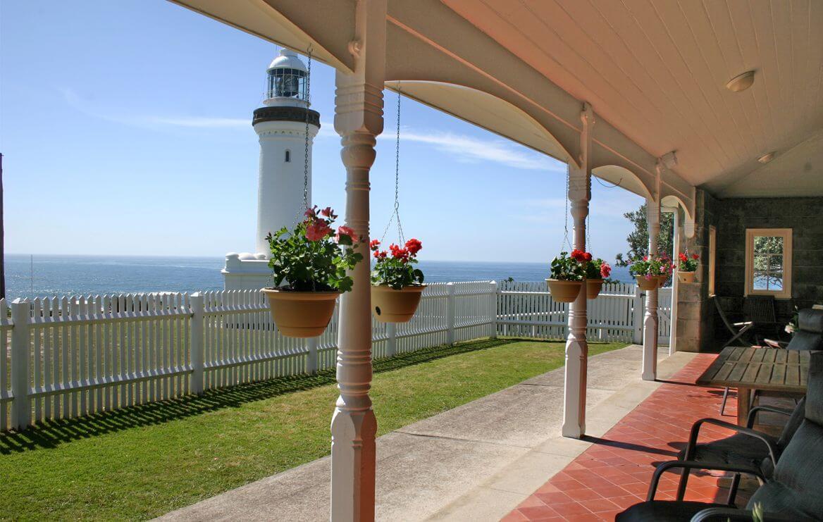 norah head lighthouse accommodation