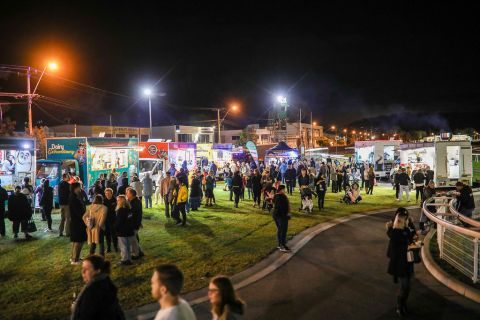 Aussie Nightmarkets at The Entertainment Grounds