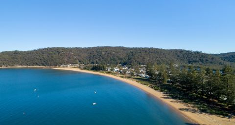 Patonga Beach Campground
